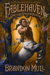 The Grip of the Shadow Plague by Brandon Mull