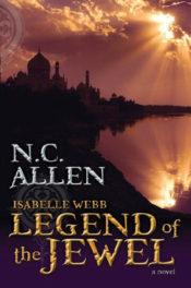 Isabelle Webb: Legend of the Jewel by N.C. Allen