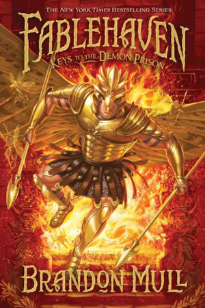 Fablehaven: Keys to the Demon Kingdom by Brandon Mull
