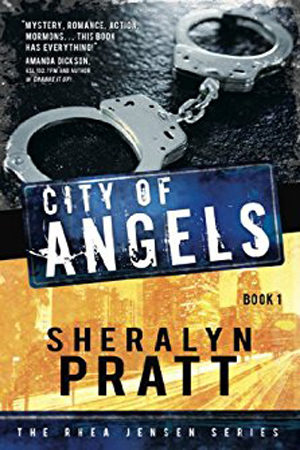 Rhea Jensen: City of Angels by Sheralyn Pratt