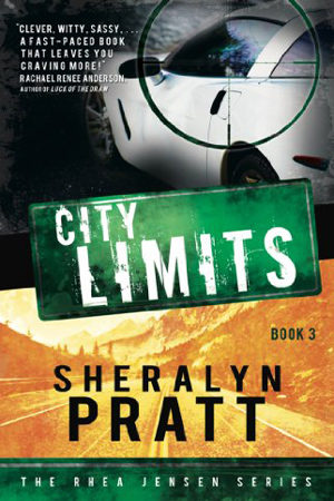 Rhea Jensen: City Limits by Sheralyn Pratt