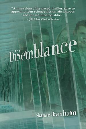 Holoquest: DiSemblance by Shanae Branham