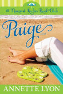 Newport Ladies Book Club: Paige by Annette Lyon