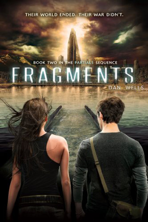 Partials Sequence: Fragments by Dan Wells
