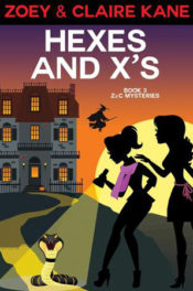 Hexes and X's by Zoey & Claire Kane