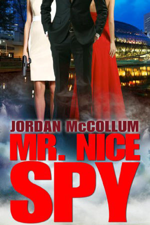 Mr. Nice Spy by Jordan McCollum