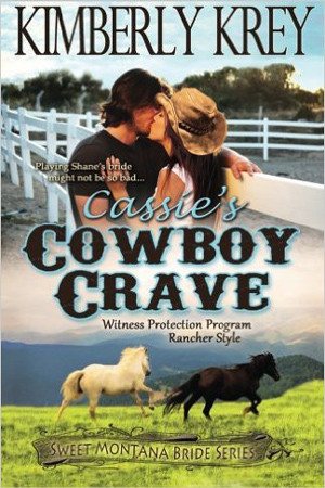 Cassie's Cowboy Crave by Kimberly Krey