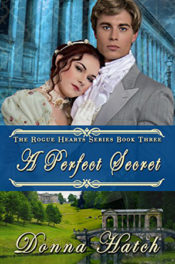 A Perfect Secret by Donna Hatch