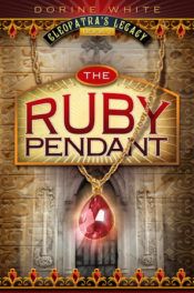 The Ruby Pendant by Dorine White