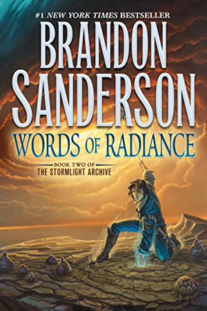Stormlight Archive: Words of Radiance by Brandon Sanderson