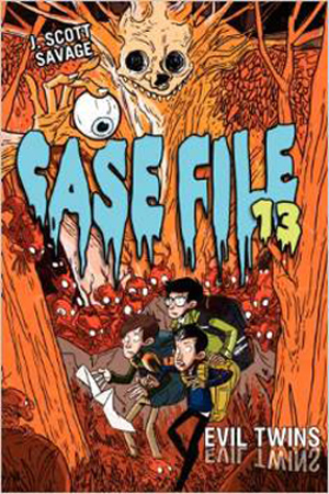 Case File 13: Evil Twins by J. Scott Savage