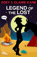 Z & C Mysteries: Legend of the Lost by Zoey and Claire Kane
