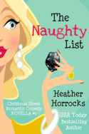 The Naughty List by Heather Horrocks