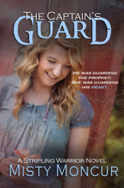 The Captain's Guard by Misty Moncur
