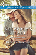 A Cowboy's Heart by Rebecca Winters
