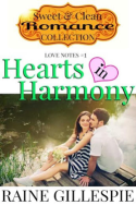 Hearts in Harmony by Raine Gillespie