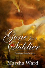 Gone for a Soldier by Marsha Ward