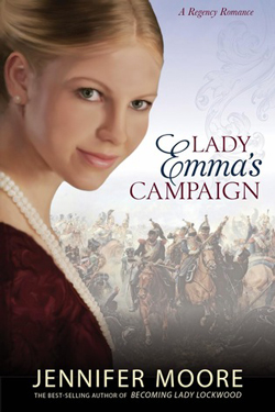 Lady Emma's Campaign by Jennifer Moore