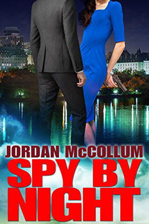 Spy by Night by Jordan McCollum