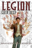 Legion: Skin Deep by Brandon Sanderson