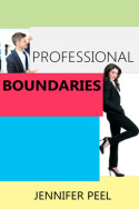 Professional Boundaries by Jennifer Peel