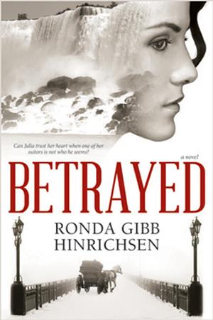 Betrayed by Ronda Gibb Hinrichsen
