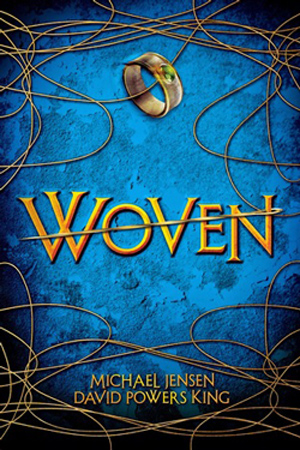 Woven by Michael Jensen & David Powers King
