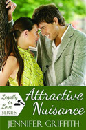 Legally in Love: Attractive Nuisance by Jennifer Griffith