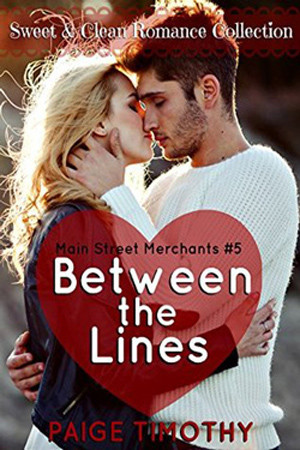 Between the Lines by Paige Timothy