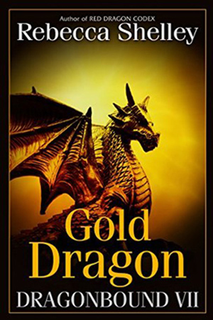 Gold Dragon by Rebecca Shelley