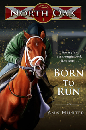Born to Run by Ann Hunter