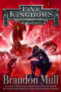 Five Kingdoms: Crystal Keepers by Brandon Mull