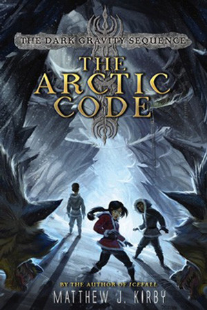 The Arctic Code by Matthew J Kirby