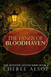 Fangs of Bloodhaven by Cheree Alsop