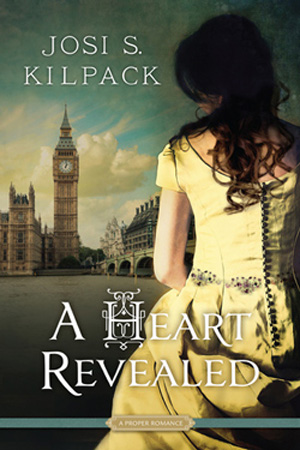 A Heart Revealed by Josi S. Kilpack