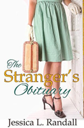 The Stranger's Obiturary by Jessica L. Randall