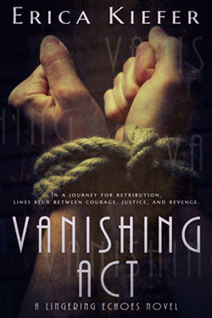 Vanishing Act by Erica Kiefer