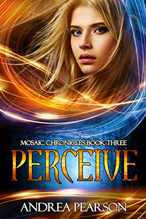 Mosaic: Perceive by Andrea Pearson
