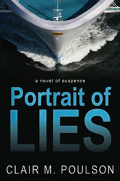 Portrait of Lies by Clair Poulson