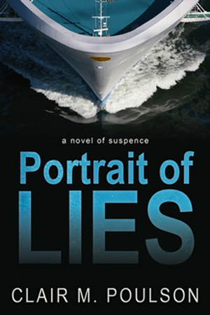 Portrait of Lies by Clair M. Poulson