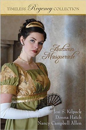 Timeless Regency: Autumn Masquerade