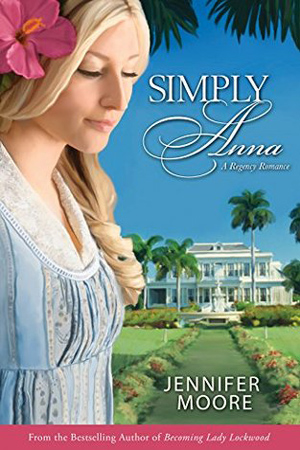 Simply Anna by Jennifer Moore