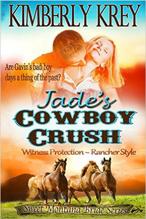 Jade's Cowboy Crush by Kimberly Krey