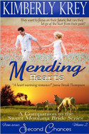 Mending Hearts by Kimberly Krey