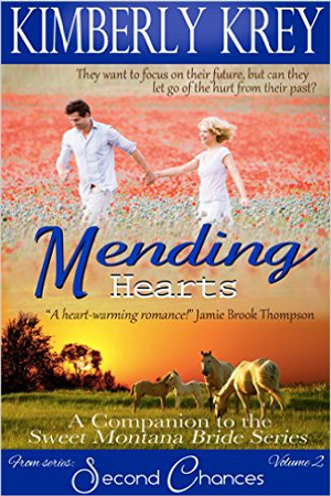 Mending Hearts by Kimberly Krey