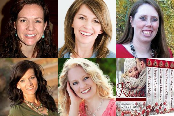Christmas-Kisses-Authors