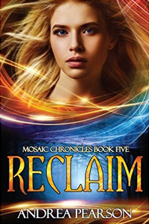 Mosiac: Reclaim by Andrea Pearson