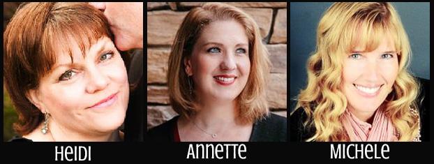 Heidi Ashworth • Annette Lyon • Michele Paige Holmes