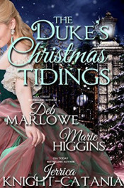 The Duke's Christmas Tidings by Marie Higgins