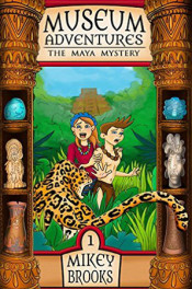 The Maya Mystery by Mikey Brooks
